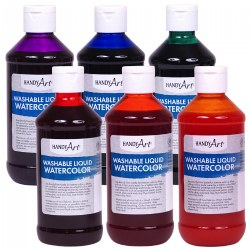 Liquid Watercolor Assortment