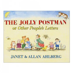 The Jolly Postman - Hardcover