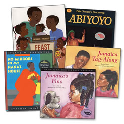 Multicultural Book and CD - Set of 5