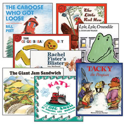 Best Classroom Listening Library (Set of 8) - Paperback