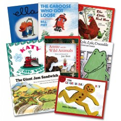Best Classroom Listening Library - Set of 8 - Paperback