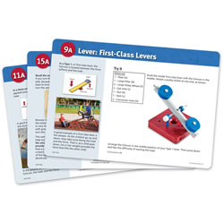 Simple Machines Activity Cards