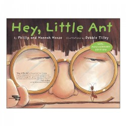Hey, Little Ant - Hardcover