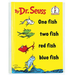 One Fish Two Fish (Hardback)
