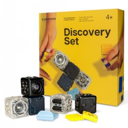 Cubelets Discovery Set - 6 Piece Set with Bluetooth®