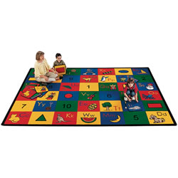 Blocks of Fun Rug