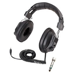Switchable Mono/Stereo Headphone