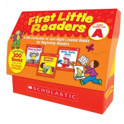 First Little Readers Level A