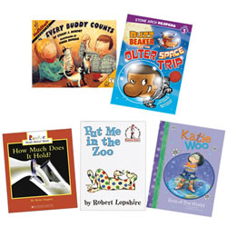 Leveled Library Set 3: Level H - Grades 1 - 2