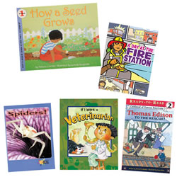 Leveled Library Non-Fiction: Level J - Grade 2
