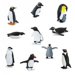 Penguin Minis - Set of 10