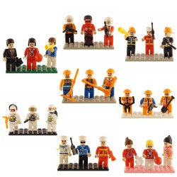 Building Block Mini-figurines
