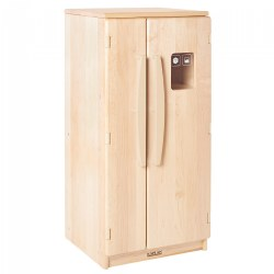 Premium Solid Maple Kitchen Refrigerator - Factory Second