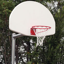 Basketball Goal and Pole