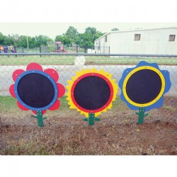 Chalkboard Flowers - Each