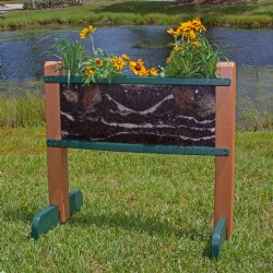 Eco Root View Planter