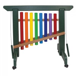 8 Note Rainbow Chime