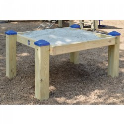 Accessible Sand Play Table