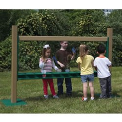 "Wide 80"" Portable Art Easel"