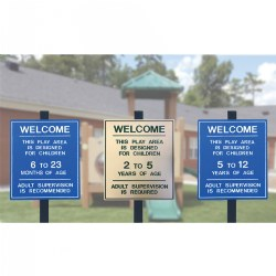 Playground Signs (Each)