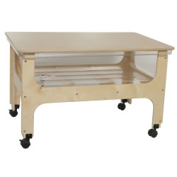 Deluxe Sand and Water Table with Lid
