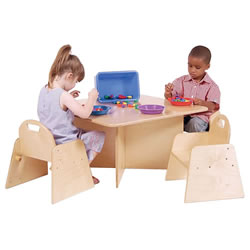 Tot Size Multi-Use Table