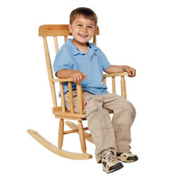 "Children's Rocker (10"" Seat Height)"