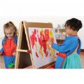 Alternate Image #2 of Toddler Adjustable Easel