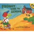 Froggy Goes to School - Paperback
