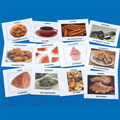 Bilingual Photo Food Cards - Set of 90