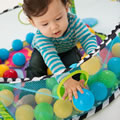 Alternate Image #2 of Grow-With-Me Activity Gym & Ball Pit
