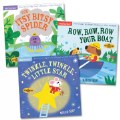 Thumbnail of Indestructibles Nursery Rhyme Picture Books - Set of 3