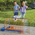 Alternate Image #1 of Action Soccer Motorized Soccer Goal