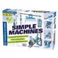 Main Image of Simple Machines STEM Experiment and Model Building Kit
