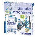 Simple Machines STEM Experiment and Model Building Kit