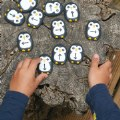 Alternate Image #2 of Pre-Coding Penguin Stones & Activity Cards