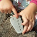 Alternate Thumbnail Image #3 of Tactile Counting Stones Supports Math Concepts