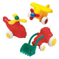 "Alternate Thumbnail Image #1 of VikingToys® 2.75"" Little Chubbies Cars Gift Set"