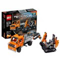LEGO® Technic Roadwork Crew (42060)