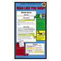 Test Taking Home Literacy Cards (Pack of 10) - English