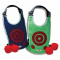 Dodge Tag Game Set with Target Vest and Foam Balls