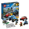 LEGO® City Police Dirt Road Pursuit (60172)
