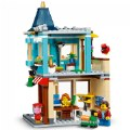 Alternate Thumbnail Image #2 of LEGO® Creator Townhouse Toy Store - 31105
