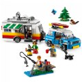 Alternate Thumbnail Image #2 of LEGO® Creator 3 in 1 Caravan Family Holiday - 31108
