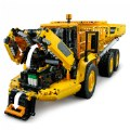 Alternate Thumbnail Image #5 of LEGO® Technic™ 6x6 Volvo Articulated Hauler - 42114 - Control + App