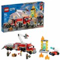 LEGO® City™ Fire Command Unit - 60282
