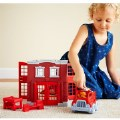 Alternate Thumbnail Image #4 of Green Toys™ Fire Station and Fire Truck Playset