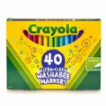 Alternate Thumbnail Image #1 of Crayola® 40-Count Fine Line Washable Markers (Single Box)