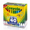 Alternate Thumbnail Image #1 of Crayola® 40-Count Broad-line Washable Markers (Single Box)