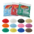Classic 1 lb Rainbow Colored Play Sand 12 Color Assortment